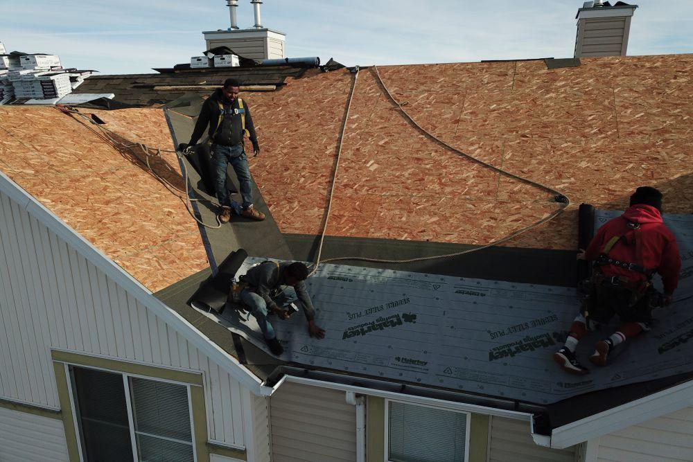 Emergency Roof Repair Calgary