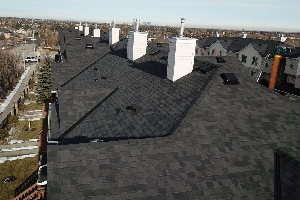 Rubber Roofing Installations Calgary