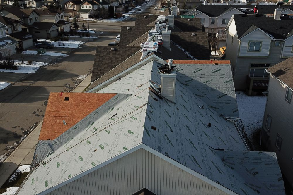 Roofing Services Cochrane