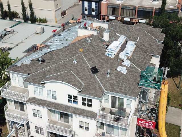 Commercial Roofing Cochrane